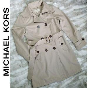 Michael Kors Trenchcoat Raincoat Classic